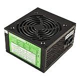 Tacens Anima APII500, Fuente PC 500W, ATX 12V, 14dB, PFC Activo, Negro