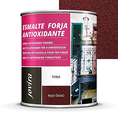 Esmalte Antioxidante Rojo Marca JOVIRA PINTURAS