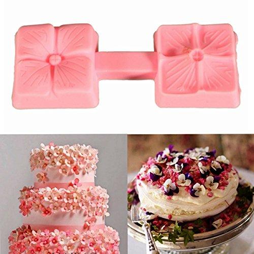 Bluelover Silicone Fleur Moule À Gâteau Fondant Décoration Moule À Chocolat Moule Diy Craft Outil