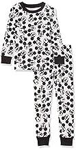 Amazon Essentials Disney Star Wars Marvel Snug-Fit Cotton Pajamas Sleepwear Sets Conjunto de Pijama, 2-Piece Mickey Moods, 6-7 años