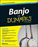 Banjo For Dummies, 2E: Book + Online Video and Audio Instruction