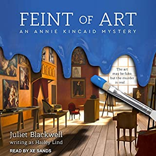 Feint of Art audiobook cover art