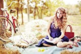 zolto Collection Poster Taylor Swift mit Natur, 30,5 x 45,7