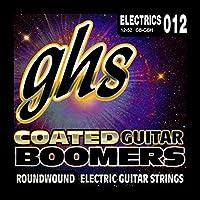 ghs エレキギター弦 Coated BOOMERS/コーテッドブーマーズ ヘヴィ 12-52 CB-GBH