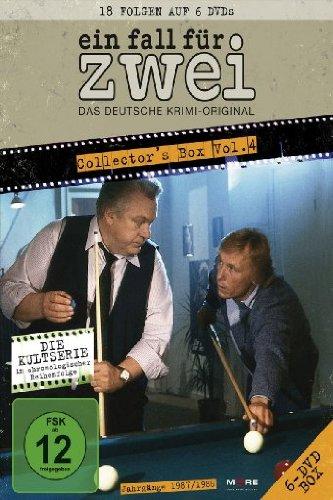 Ein Fall für Zwei - Collector's Box 4 (Collector's Edition, 6 Discs)
