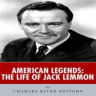 American Legends: The Life of Jack Lemmon cover art