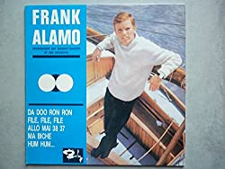 Frank Alamo 33Tours vinyle Ma Biche pressage club dial