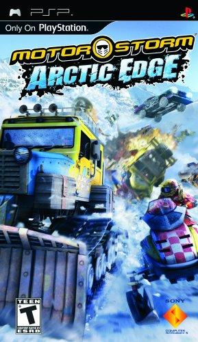 Motorstorm: Arctic Edge (輸入版:北米) PSP