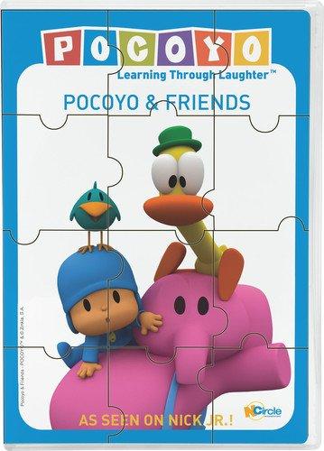 Puzzle Pocoyó y sus amigos 💔