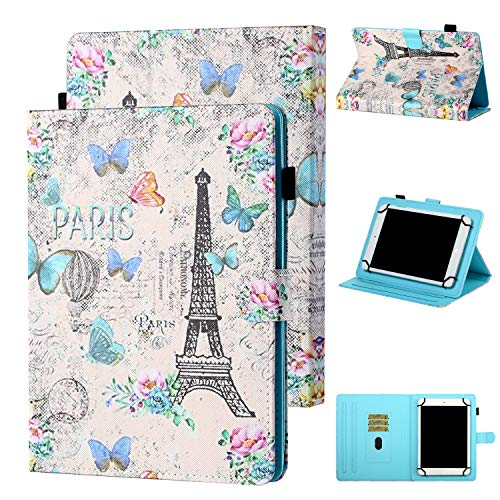 Acelive Universal 7 Inch Tablet Case Cover for Lenovo Tab E7/M7, Fusion5 7', Dragon Touch M7/Y88X Pro, Samsung Galaxy Tab A 7.0, VANKYO MatrixPad Z1