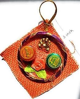 Haldi Kumkum Thamboolam Set Pack (20 Nos)