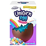 Niagara Chocolates Milk Chocolate Unicorn Surprise Egg (4.75oz) - Filled with Sweet Unicorn Candies. Break Open and Enjoy- Chocolate for Children, Giftable Chocolate…