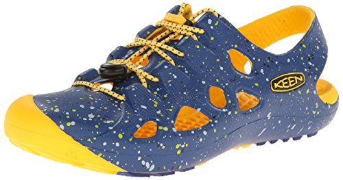 KEEN Kids Rio, 20-21/20/21 Kinder, True Blue/Yellow