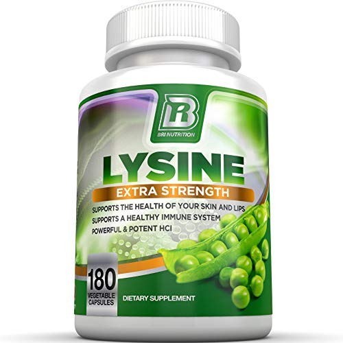 BRI Nutrition L-Lysine 180 Servings…