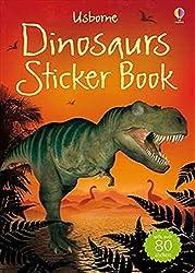 Dinoaurs Sticker Book