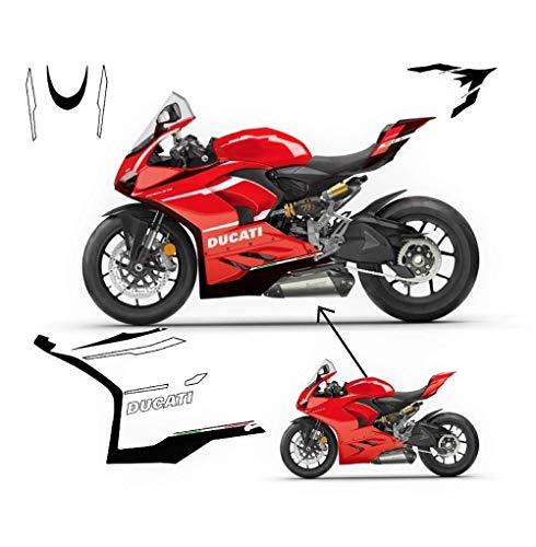Vulturbike Ducati Panigale V2 2020 Aufkleber-Set