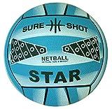 Sure Shot Ballon de Netball Star Taile 4