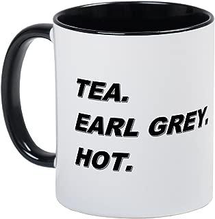 CafePress - Tea Earl Grey Hot Mug - Unique Coffee Mug, Coffee Cup
