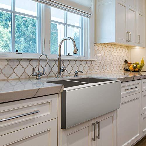MENSARJOR Kitchen sink,33 x 20 Inches...