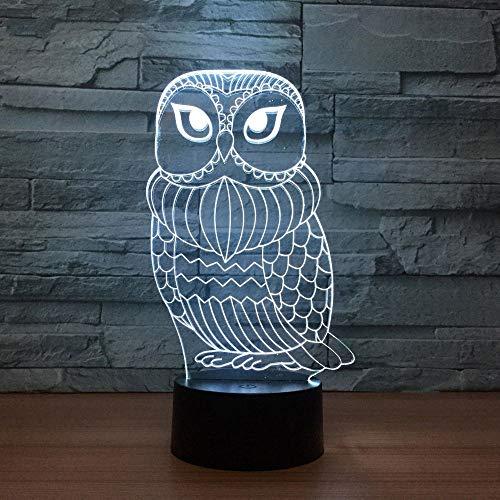 Syogo Night Light Unisex 3D Table Lamp Birthday Gifts