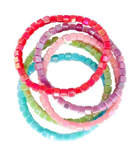 Bracelets Multicolore (lot de 5)