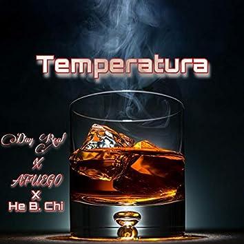 Temperatura (feat. AFUEGO & He B. Chi)