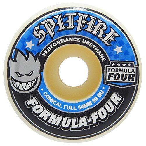 スピットファイア (SPITFIRE) F4 99 DURO CONICAL FULL 54mm スケートボード ウィール スケボー