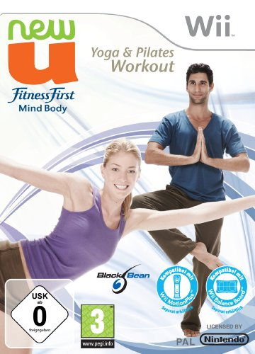 NewU Fitness First: Mind Body - Yoga & Pilates Workout [Importación alemana]