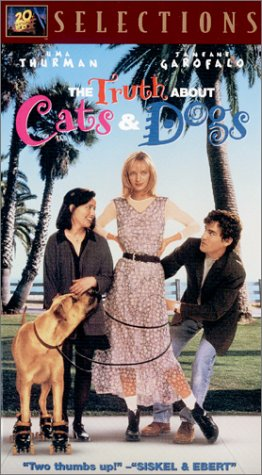 The Truth About Cats & Dogs [VHS]