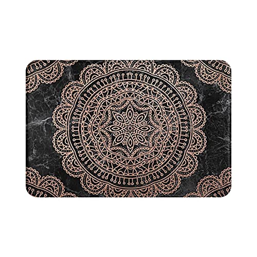 TGHJ Indoor Doormat Geometric Shape 16x24-inch Entrance Rug Only $6.49 (Retail $32.45)