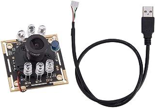 Maxmartt USB Camera Module Board OV9732 Chip IR-Cut Infrared Face Recognition 1280x720 30fps 72°