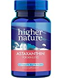 Higher Nature Astaxanthin For skin and eyes 30caps from Higher Nature