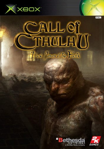 Call of Cthulhu: Dark Corners of the Earth [Xbox] German Import