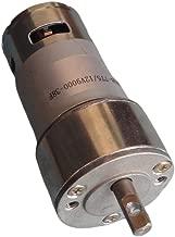 Baoblaze XD-37GB520 DC Moteur 12V 10W 100RPM Motor/éducteur CW//CCW Moteur Bross/é