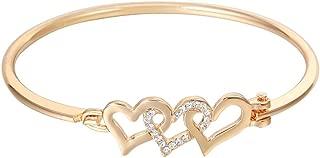 RQWY Bracelet en Forme dabeille en Cristal pour Femme Fluorite Pierre Naturelle Bracelets /& Bracelets