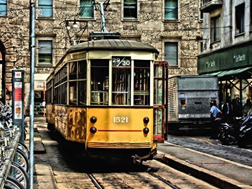 Lais Puzzle Tram 1000 Pezzi