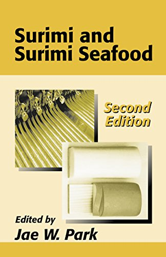 Surimi and Surimi Seafood (Food Science and Technology Book 142) (English Edition)