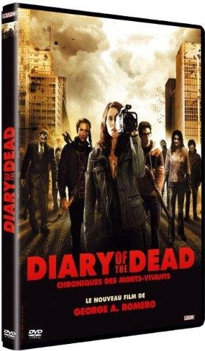 Diary of the Dead - Chronique des morts-vivants [Francia] [DVD]