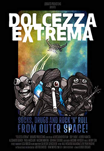 Sick Sock Monsters from Outer Space ( Dolcezza Extrema ) [ Italienische Import ]