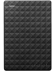 Seagate Expansion Portable 1.5TB External Hard Drive HDD – USB 3.0 for PC Laptop (STEA1500400)