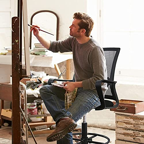 Drafting Chair Standing Desk Chair