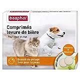 Beaphar - Comprimés levure de bière bénéfiques pour la peau et le pelage - chien et chat - 100...