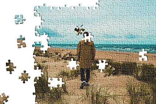 hansepuzzle 'Vero-Print' mit eigenem Foto, 2000 Teile selber gestalten, in hochwertiger, individueller Kartonbox, Puzzle-Teile in wiederverschliessbarem Beutel