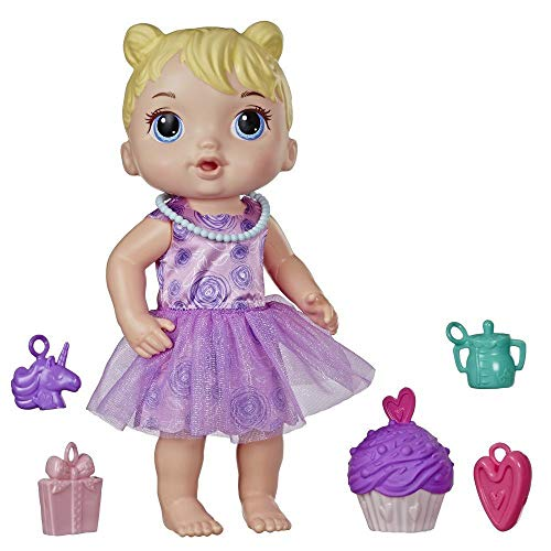 Baby Alive Bebé Fiesta de Regalos Doll