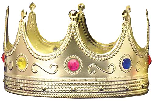 Forum Novelties Regal King Adult Costume Crown