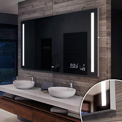 Espejos De Baño Con Led 120X80 espejos de baño  Marca Artforma