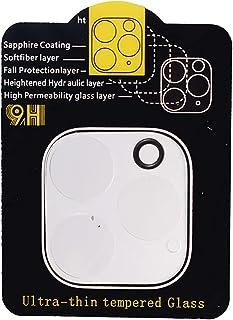 واقي عدسة كاميرا ايفون 12 برو - شفاف