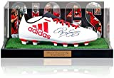 Ryan Giggs - Botas de fútbol firmadas a mano, diseño de Manchester United