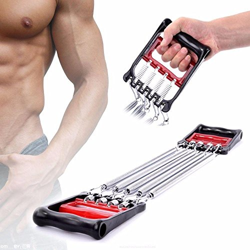 TISEN Body Building CHEST EXPANDER Professional Strength...