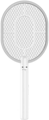 YAGE by Rozzby Mosquito Killer Racket with USB Charging and 1200 mAh Lithium Battery (6 Months Warranty) - YG006